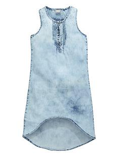 name-it-girls-denim-dip-hem-maxi-dress