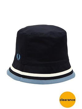 fred-perry-reversible-bucket-hat