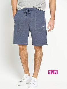 slazenger-fleece-sweat-shorts