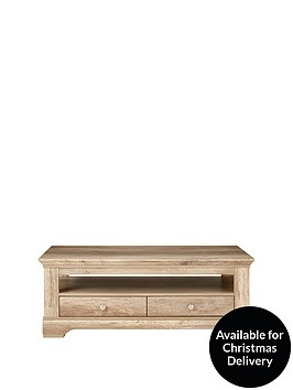 ideal-home-wiltshire-2-drawer-coffee-table