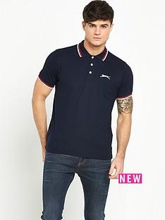 slazenger-short-sleeve-polo-shirt