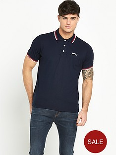 slazenger-short-sleeve-polo-shirt
