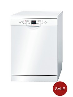 bosch-sms58m42gb-activewater-60-cm-dishwasher-freestanding-white