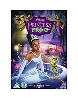 Princess and the Frog (2010)