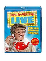 Mrs. Brown's Boys - Live: How Now Mrs. Brown Cow Blu-Ray