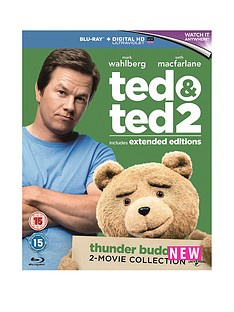 ted-amp-ted-2-boxset-blu-ray