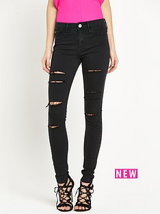 river-island-river-island-molly-panther-slashed-skinny-jean