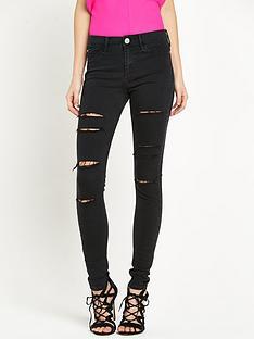 river-island-slashed-skinny-jeans