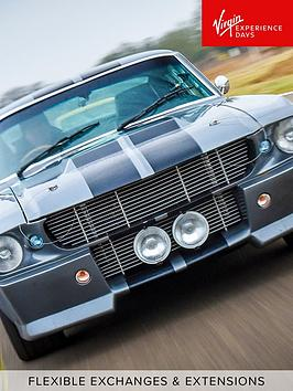virgin-experience-days-fathers-day-shelby-mustang-gt500-blast