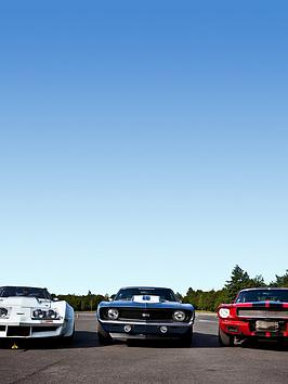 virgin-experience-days-fathers-day-triple-american-muscle-car-blast