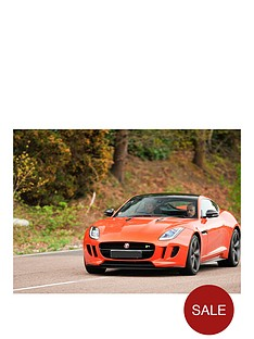 virgin-experience-days-jaguar-f-type-thrill-plus-high-speed-passenger-ride
