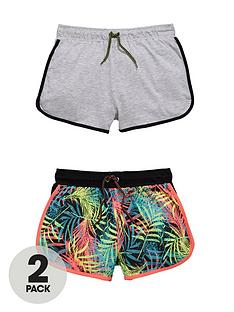 v-by-very-girls-sporty-essentials-bright-shorts-2-pack