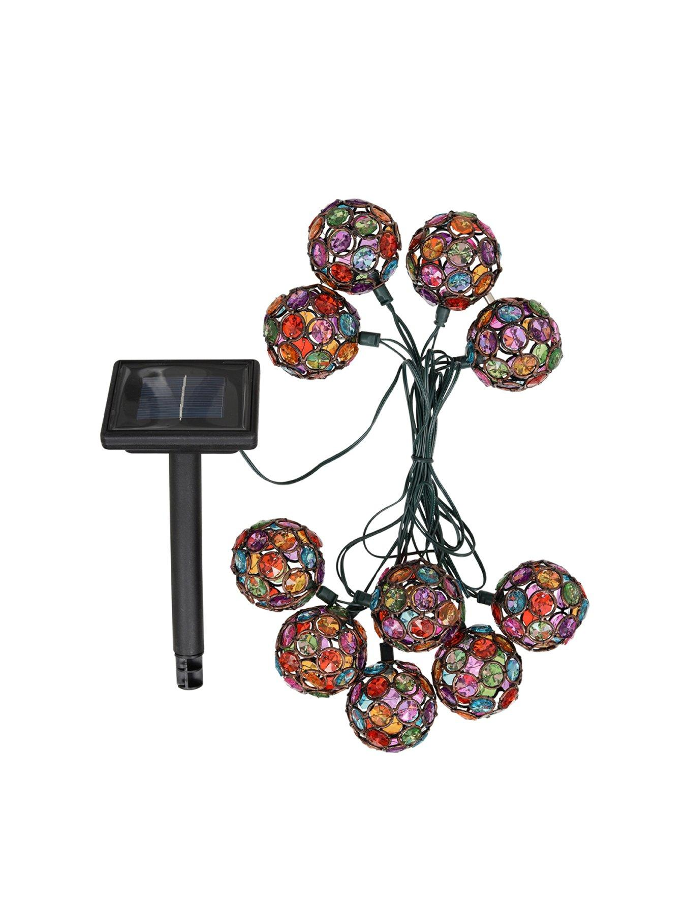 garden lights string