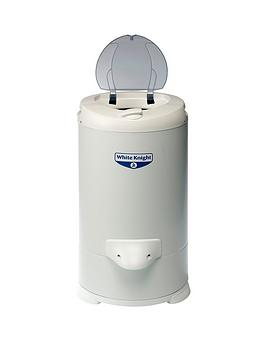 white-knight-28009-gravity-spin-dryer-white