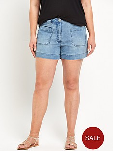 so-fabulous-high-waistednbspdenim-shorts