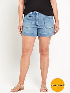 so-fabulous-high-waistednbspdenim-shorts