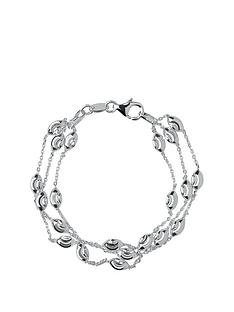 links-of-london-sterling-silver-essential-beaded-3-row-bracelet
