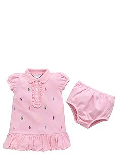 polo-ralph-lauren-baby-girls-frilly-polo-dress-and-knickers-set