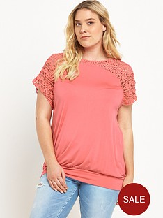 so-fabulous-crochet-lace-yoke-banded-hem-jersey-top