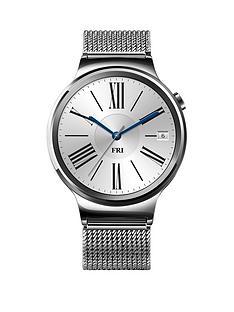 huawei-classic-smart-watch-with-mesh-bracelet