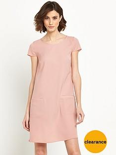 boss-orange-acuty-shift-dress-pink