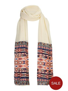 girls-aztec-printed-scarf