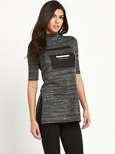 v-by-very-high-neck-slogan-tunic
