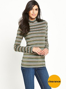 v-by-very-metallic-stripe-jersey-turtle-neck-top