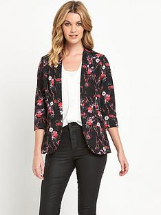 v-by-very-printed-blazer