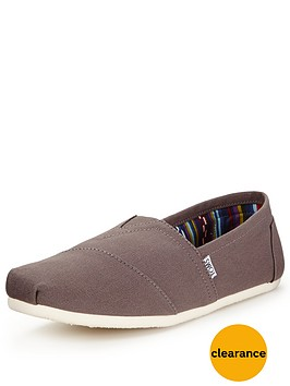 toms-classic-slip-on-shoe-grey