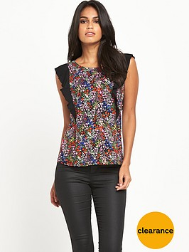 v-by-very-frill-detail-jersey-top
