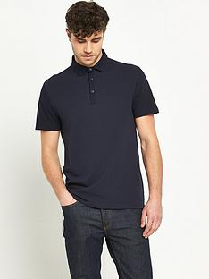 river-island-textured-mens-polo-shirt