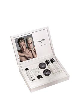 balmain-styling-gift-pack-2-pre-volume-wax-gel-paste-clay