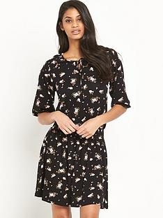 v-by-very-shirred-waist-bohonbspjersey-dress
