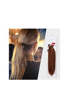 balmain-catwalk-pony-tail-amp-free-balmain-hair-extension-brush