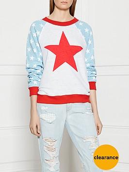 wildfox-for-president-star-print-sweatshirt