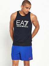 EA7 Big LogoVest