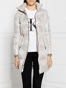 calvin-klein-abby-down-padded-metallic-coat-silver