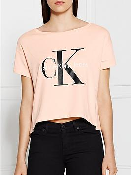 calvin-klein-re-issue-square-cut-tee-pink