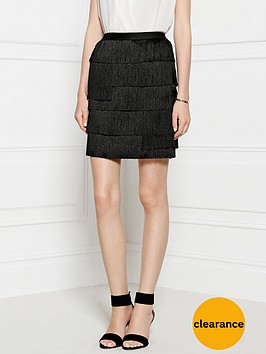 grace-mmxiii-cadence-finged-crepe-skirt