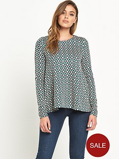 river-island-long-sleeved-swing-topnbsp