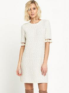 river-island-bouclenbsptassel-mini-dress