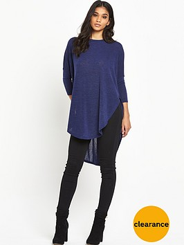 river-island-knitted-longline-circle-tee