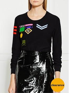 sonia-by-sonia-rykiel-intarsia-medals-sweatshirt