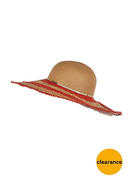 river-island-frayed-edge-floppy-hat
