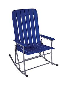 yellowstone-blue-outdoor-rocking-chair