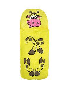 yellowstone-jungle-sleeping-bag-giraffe