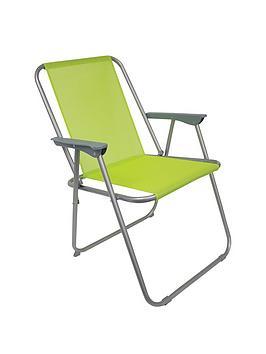 yellowstone-vector-essential-beach-chair-green