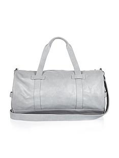 river-island-mens-cement-holdall