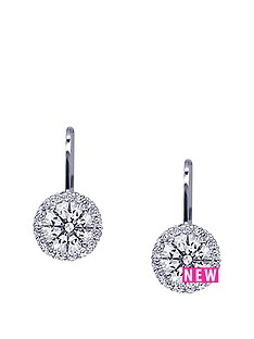 carat-london-sterling-silver-1-carat-border-set-lever-back-stud-earrings